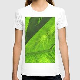 Tropical Green T-shirt