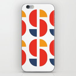 Bauhaus Repetition Joschmi Xants iPhone Skin