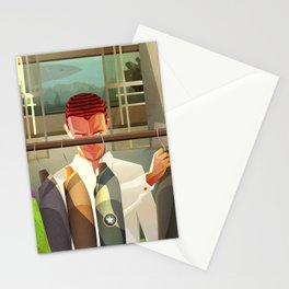 Norm! Stationery Cards