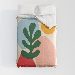Wildlife | Cutouts by Henri Matisse Comforters