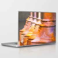 stone Laptop & iPad Skins featuring stone by Tereza Del Pilar