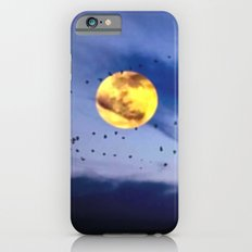 On a left along the moon and further to the east. iPhone 6s Slim Case