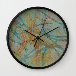 Abstract No. 76 Wall Clock