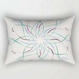 Star Medallion Rectangular Pillow