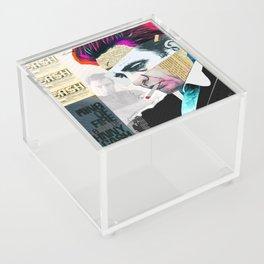 Johnny Cash - The Man In Black Acrylic Box