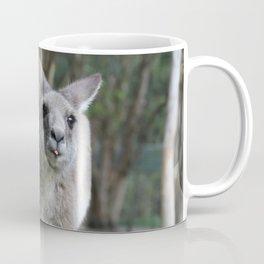 Kangaroo Blepping Coffee Mug
