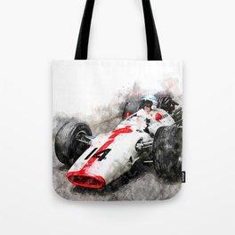 John Surtees Tote Bag