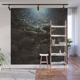 The Serpent's Lair Wall Mural