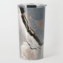 Petroglyphs Travel Mug