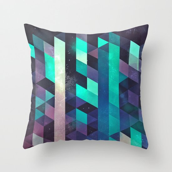 cryxxstyllz Throw Pillow