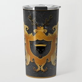 House of Gold and Marble Travel Mug