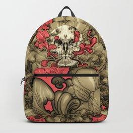 Tattooed Skull Backpack
