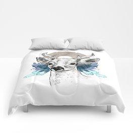 The Deer (Spirit Animal) Comforters