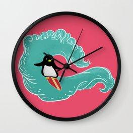 Believe & Have Fun Wall Clock