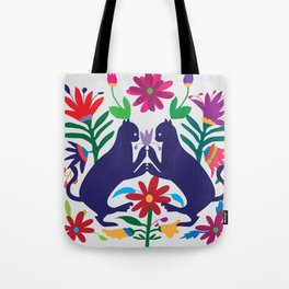 Otomi Cats Tote Bag
