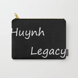 Huynh Legacy (Inverted) Carry-All Pouch