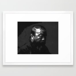 Ai Weiwei: Apologize For Nothing Framed Art Print