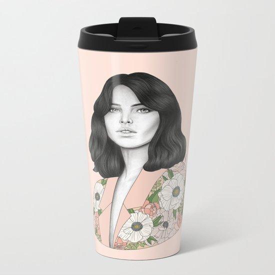 Felicity Metal Travel Mug