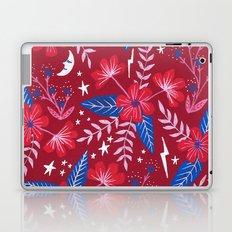 Red Moon Garden Laptop & iPad Skin