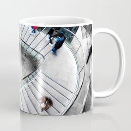 Staircase Rush Coffee Mug