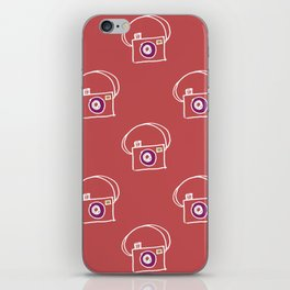 Say Cheese! iPhone Skin