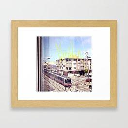 Judah Framed Art Print