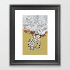 omenist Framed Art Print