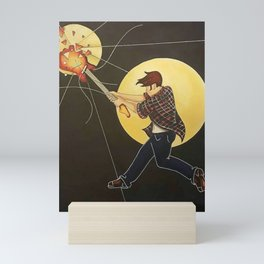 Smash Mini Art Print