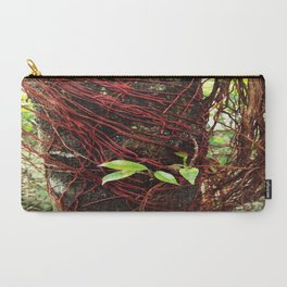 Intertwined Carry-All Pouch