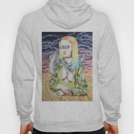 Mona Lisa and the Love Snake Live to Party Hoody