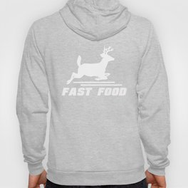 Fast food deer Hoody