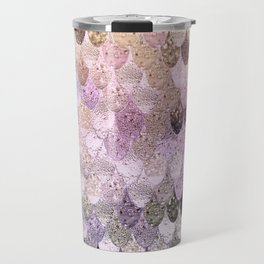 SUMMER MERMAID MOONSHINE GOLD Travel Mug