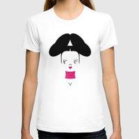 bjork T-shirts featuring Bjork by Marco Recuero