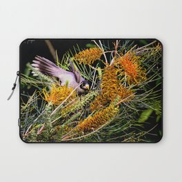 Dropping In For Lunch Laptop Sleeve