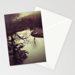Liquid Curves Stationery Cards