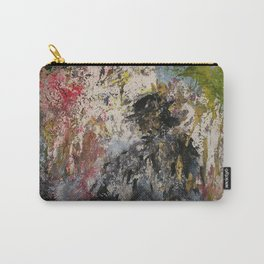 Panama Wool Packer Carry-All Pouch