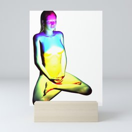 Meditate Mini Art Print