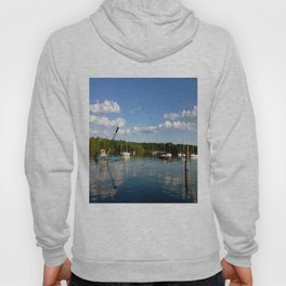 The Yacht Club Hoody