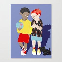 PET PALS Canvas Print
