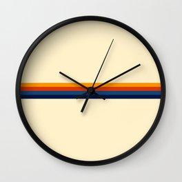 Summer of Love Wall Clock