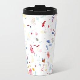 Scatter Brain No. 2 Travel Mug