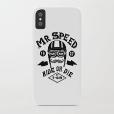 Mr. Speed iPhone X Slim Case