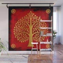 Bodhi Tree0109 Wall Mural