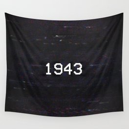 1943 Wall Tapestry