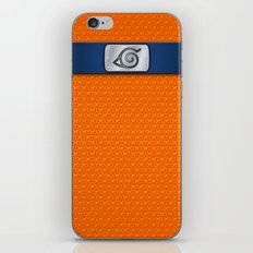 NARUTO BANDANA HEADBAND iPhone & iPod Skin