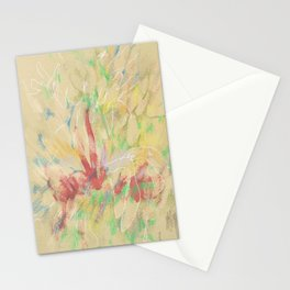 Garden V Stationery Cards