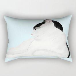 Toussaint  Rectangular Pillow