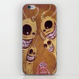 Intimidación iPhone Skin