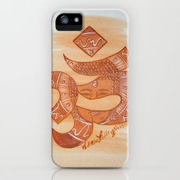 See Buddha in Everything iPhone Case