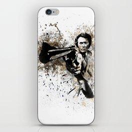 Dirty Harry iPhone Skin